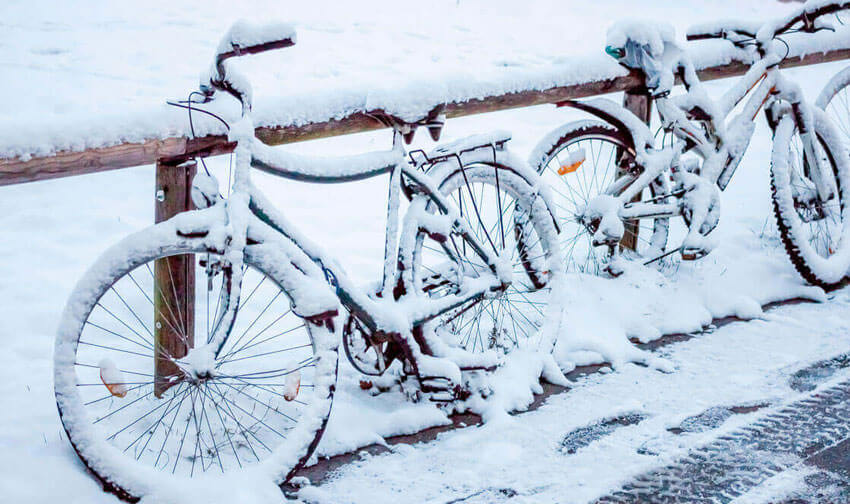E-Bike in Winter nutzen
